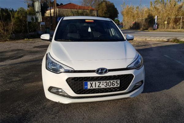chios-rent-cars -hyundai i20