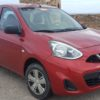 nissan micra automatic a